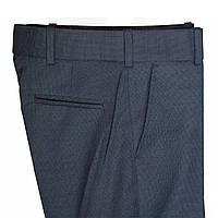 """Школьные брюки  для мальчика  """"Триумф"""" синие"""