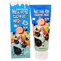 Маска пленка для очищения пор ELIZAVECCA Milky Piggy Hell Pore Clean Up Mask, 100ml