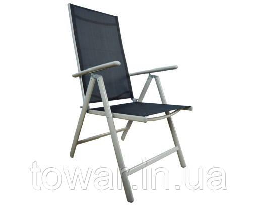 Садовый стул JARD Складной легкий алюминий