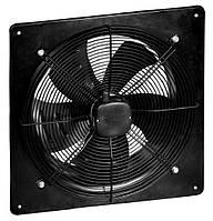 Вентилятор осьовий ВО 500-4-03-В 380Вт з настінною панеллю