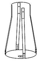 Піддон ВКР-4,0; 5,0; 6,3; грунт
