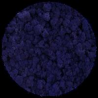Мох стабилизированный 67 purple. Мох для декорації, стабілізований.