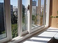 Параллельно - раздвижные окна и двери