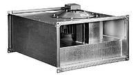 Вентилятор канальний прямокутний ВКП 40-20 ЕС/0.27кВт-1435 з електронним блоком и ПУ