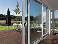 Наклонно раздвижные окна и двери
