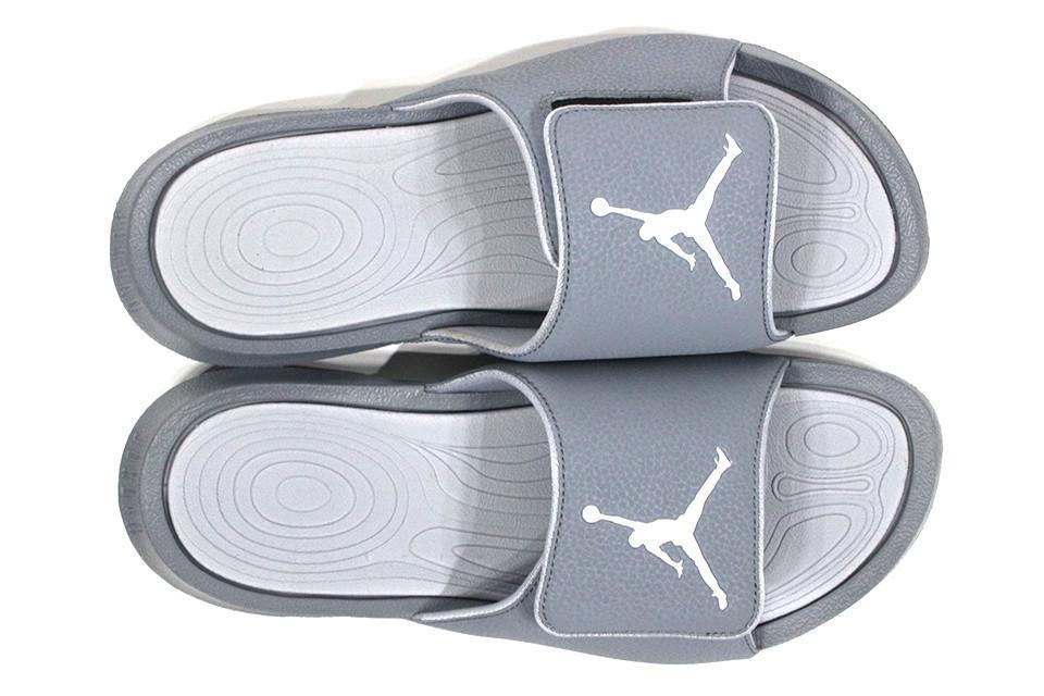 competitive price 0aada 5d4c8 Шлепанцы мужские Air Jordan Slides Hydro 6 Grey - Интернет магазин обуви  Shoes-Mania в