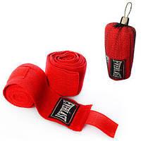 Защита на запястье, спортивный бинт, 2шт по 2м, в сетке 10,5*4см (50шт)(MS1637)
