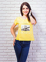 Футболка молодежная женская в Харькове. Сравнить цены, купить ... 1205e47fb6b