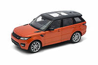 "Машина Welly ""LAND ROVER RANGE ROVER SPORT"", метал., масштаб 1:24, в кор. см (12шт)(24059W)"