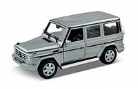 "Машина Welly ""MERCEDES-BENZ G-CLASS"", метал., масштаб 1:24, в кор. см (12шт)(24012W)"