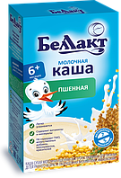 Каша сухая молочная пшенная быстрорастворимая для детского питания