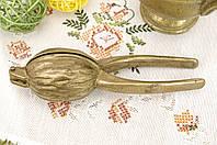 Старый бронзовый орехокол, для орехов, бронза, Германия, фото 1