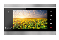 """Intercom IM-02 черный - цветной видеодомофон с экраном 7"""""""