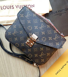 Люкс-реплика Louis Vuitton Metis кожа монограмм
