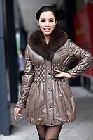 Кожаная куртка 3 цвета, фото 1