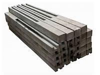 Столб бетонный , фото 1