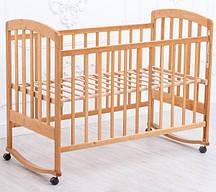 Детская кроватка «LAMA» Eco Style