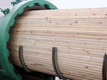 Импрегнация древесины используемой в прибрежной зоне