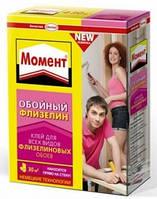 Клей обойный Момент Флизелин Премиум 250 г