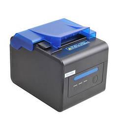Кухонный принтер чеков для повара с автообрезкой XPrinter C300H (80мм)