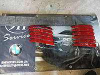 Катафот задний бампер бмв BMW X5 E70 рестайл, дорестайл.Оригинал