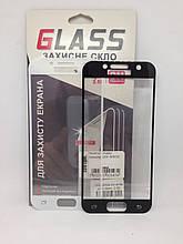 Защитное стекло Samsung A320 3D