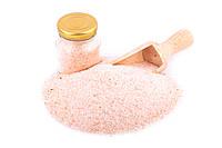 Соль гималайская (розовая)