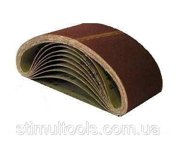 Стрічка наждачний для кутових шліфмашин 75x457, зерно 36