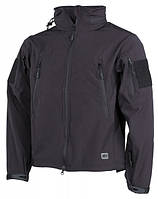 Куртка-ветровка MFH soft shell «Scorpion» Германия черный High Defence L 52/54
