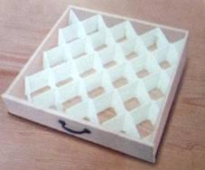 Набор разделителей для ящиков Соты ( органайзер для шухлядок ), фото 2