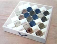 Набор разделителей для ящиков Соты ( органайзер для шухлядок ), фото 3