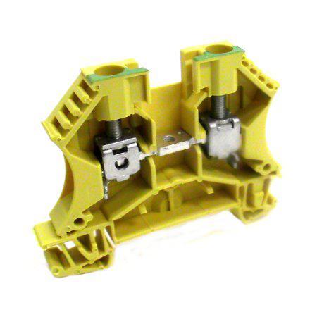 Клемма с винтовыми зажимами Weidmuller WDU 6 GE - 1040220000