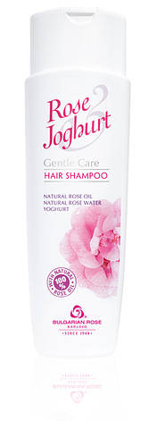 Шампунь для волос Болгарская Роза Rose Joghurt 250, фото 2