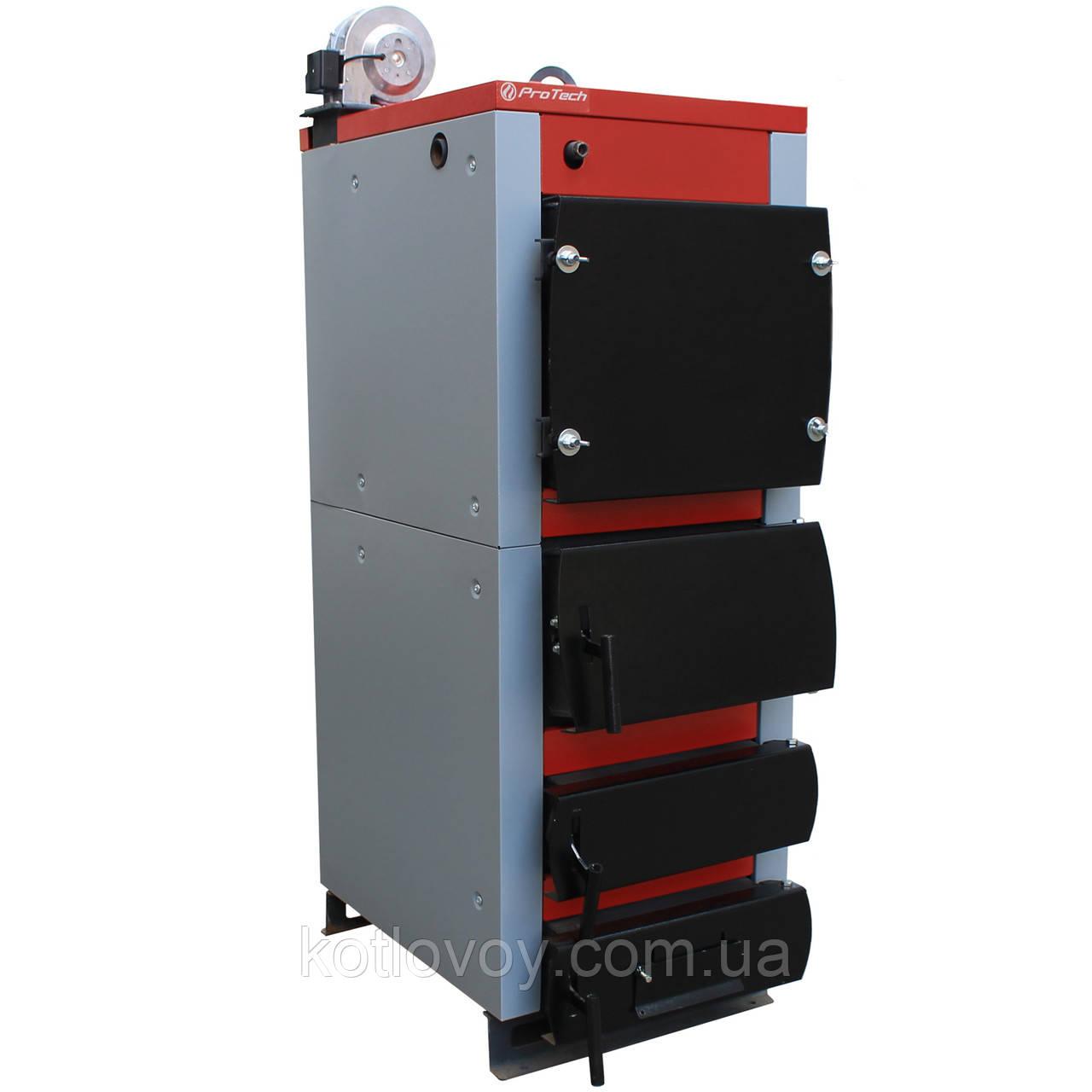 Твердотопливный котел ProTech (Протек, Протех, Протеч) ТТ Smart MW