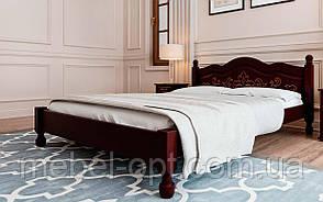 Деревянная кровать Магнолия 90х190 см ЧДК