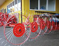 Грабли - ворошилки, ворошилки 5 дисков, Bomet (Польша)