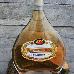 "Крафтовый напиток ""Бурштинка"" (виски)"