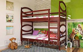 Двухъярусная кровать Наутилус 90х190 см ЧДК