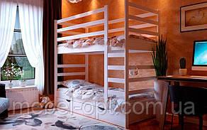 Двухъярусная кровать Эля 90х190 см ЧДК