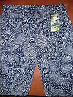 Капри женские с карманами. Супер батал. р.4XL- 6XL. Бамбук , фото 1