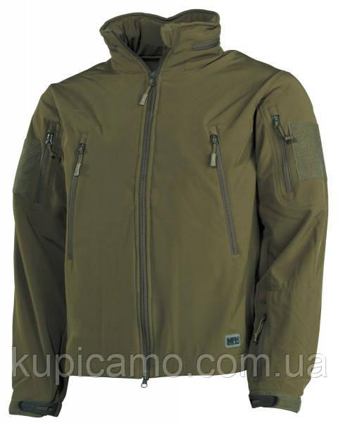 Куртка-ветровка «Scorpion» олива  MFHHighDefence