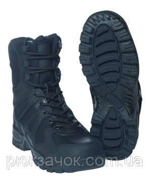 Ботинки (берцы) тактические Mil-tec Generation combat boots black р.40-47