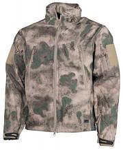 Куртка-ветровка soft shell «Scorpion» camo green  MFH High Defence