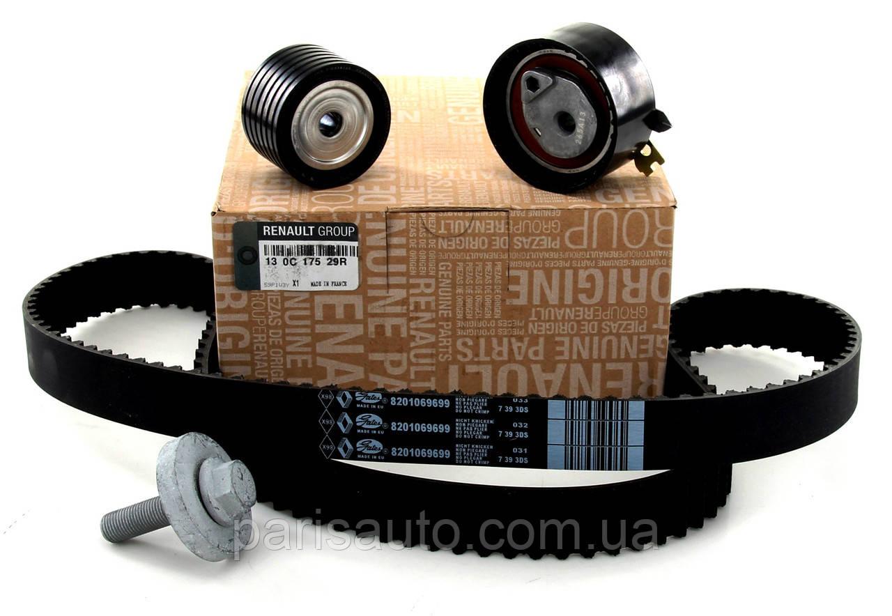 Комплект ремня грм RENAULT K4J/K4M Duster