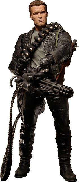 """Фигурка Neca 7"""" T-800 Cyberdyne Showdown Terminator2"""