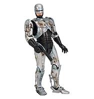 Фигурка Робокоп с аксессуарами, юбилейное издание - Battle-Damaged Robocop, 18СМ, NECA .
