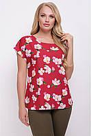 Женская футболка 50-56 размеры SV 1610F2