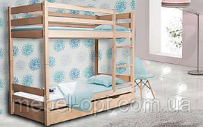 Двухъярусная кровать Донни 80х190 см. Mr.Mebl