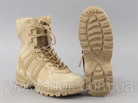 Берцы (ботинки) тактические  Mil-tec Generation combat boots coyote р.40-47