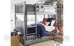 Двухъярусная кровать Хетти 80х190 см. Mr.Mebl